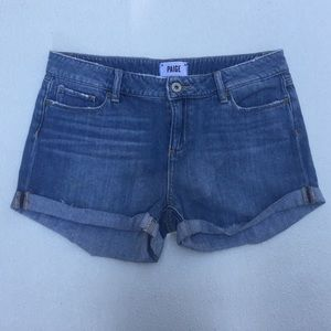 Paige 29 Jimmy Jimmy Jean Shorts Distressed